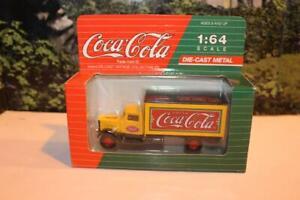 COCA COLA 1/64TH SCALE PETERBILT TRACTOR/TRAILER- NEW - S10