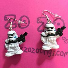 STAR Wars Stormtrooper Orecchini