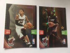 Miami Heat Not Autographed NBA Basketball Trading Cards