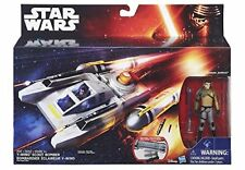 Star Wars Disney Y-Wing Scout Bomber with Kanan Jarrus Action Figure