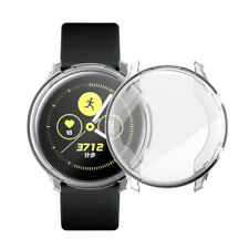 TPU Full Cover Case Screen Protector Guard For Samsung Galaxy Watch Active