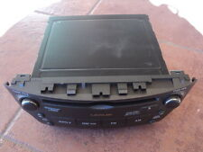 2005-2008 LEXUS IS250 GENUINE CD/DVD 6 STACKER PLAYER ASSY