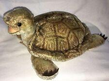 """Steiff 2322,00 """"Slo Schildkröte"""" mit Schild, ca. 22 cm, sehr guter Zustand"""