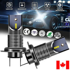2X 6000K White H7 LED Healight Conversion Kit Bulbs Fog Beam Light 110W 30000LM