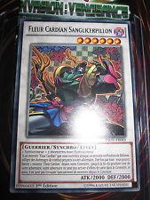 YU-GI-OH! RARE FLEUR CARDIAN SANGLICERPILLON INOV-FR043 FRANCAIS ED1 NEUF MINT