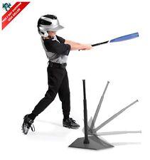 T Ball Baseball Tee Batting Youth Bat Set Hitting Practice Kid Adjustable Swing