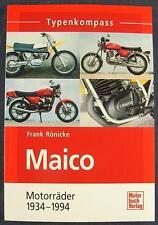 Typenkompass Maico Motorräder von 1934 bis 1994