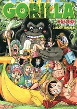 One Piece color Walk 6 gorila *** artbook * nuevo