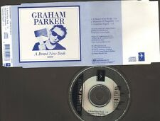 CD Single 3 GRAHAM PARKER A Brand New Book GUARDIAN ANGELS Museum of Stupidity