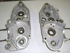 1995 Husaberg FE 350 Used Engine Crankcases Case Set L/R FE350 350cc NICE SHAPE