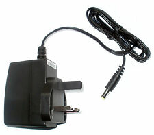 KORG MS2000R ANALOGUE SYNTHESIZER VOCODER POWER SUPPLY REPLACEMENT ADAPTER UK 9V