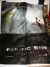SDCC 2012 PACIFIC RIM  HUGE PROMO BAG COMIC CON