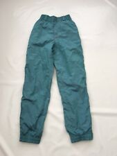 "Vintage  80's Ladies Tonic Ski Trousers SZ Waist 24 "" UK 8 #06 Ideal Fancy Dress"