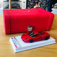 Limited BBR EMPEROR 1:43 Ferrari ENZO Metallic Red Car Model Special Version