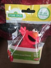 Sesame Street Friends Elmo Collectible Cake Topper Figure Hasbro 18m-4yrs NIP