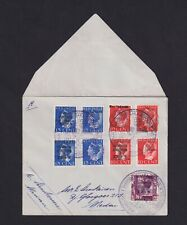 IINDONESIA 1946, JAPANESE Occupation,Cover,Tied with the commemorative datestamp