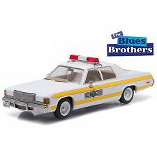 1/43 Greenlight Blues Brothers 1977 Dodge Royal Monaco Illinois Police Car 86424