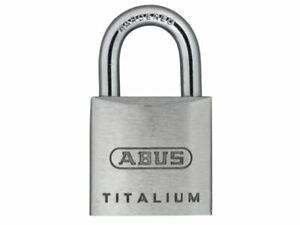 ABUS Mechanical - 64TI / 20mm TITALIUM ™ Vorhängeschloss
