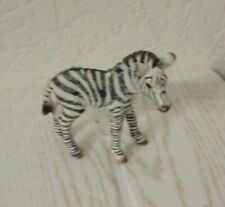 14811 Schleich Puledro di zebra Vita Selvaggia figura di plastica