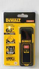 DeWALT DW065E Area / Volume Laser Distance Measure 65 ft Range