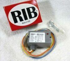 Functional Devices RIBU1C RIB 10A SPDT 10-30 VAC/DC/120 VAC Enclosed Relay