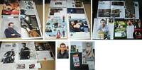 RYAN REYNOLDS internationale Artikelsammlung + 1 Foto 10x15 cm