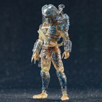 1/18 Hiya Toys 4'' Predator Water Emergence Jungle Hunter Acton Figure Model Set