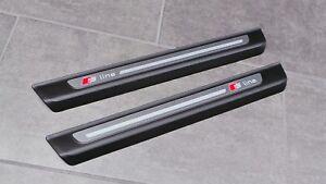Audi Q7 4M S-LINE Door Sill 4M0853373 B/4M0853374 B