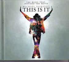 Michael Jackson-This Is It 2 cd album incl booklett