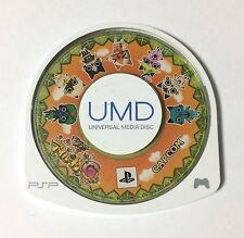 USED PSP Disc Only Monster Hunter Nikki Pokapoka Airou Mura G JAPAN Monhun Diary