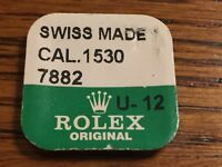 Genuine Rolex Part 1530-7882 Set Lever Screw  (Selling 1 from Factory Pack)