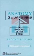 Anatomy of a Law Firm Merger: How to Make or Break the Deal