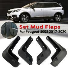 Original Peugeot 3008 SUV GT Line 2017 en adelante frente y parte trasera MUD FLAPS//guardias