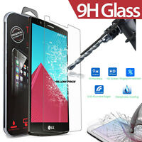 9H+ Premium Tempered Glass Screen Protector Cover Film Guard For LG G4 Phone
