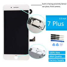 Screen Glass LCD For iPhone 7 Plus Touch Display Camera Replacement White UK