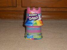 New, Kinetic Sand, 2-Pack Rainbow Unicorn 5Oz Multicolor Rainbow, Pink Top