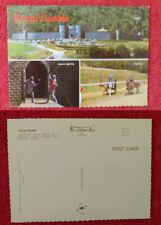 Vintage Australian Postcard. Kryal Castle, Ballarat
