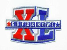 AFC NFL CHAMPION GAME SUPER BOWL XL SUPERBOWL SB 40 PATCH SB STEELERS SEAHAWKS