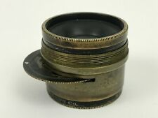 The Scientific Lens Co. W. A. Symm. No. 2 Antique Small Brass Camera Lens