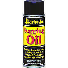 Starbrite Fogging Oil 390ml Deep Penetration for Maxium Engine Protection