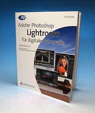 Adobe Photoshop Lightroom für digitale Fotografie Buch Book Livre - (9619)
