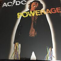 AC/DC - Powerage - Vinyl LP - BRAND NEW & SEALED - REISSUE