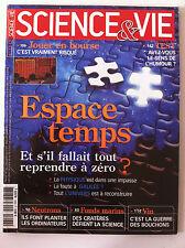 SCIENCE ET VIE  n°1068 de 09/2006; Espace Temps/ Jouer en bourse