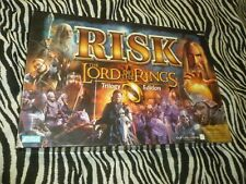 Risk Lord Of The Rings  Game - Used Good Condition