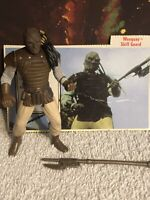 """Kenner Star Wars Action Figure POTF 3.75"""" Weequay"""