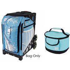 Zuca Wonderland Sport Insert Bag (Frames Sold Separately) and Matching Lunchbox
