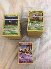 Pokemon Base set 2, Jungle, and Fossil Bulk Common/Uncommon 700+ cards