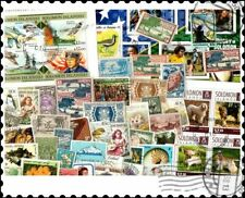 More details for oceania : 500 different stamps collection