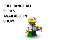 Lego hans moleman the simpsons series 2 unopened new factory sealed