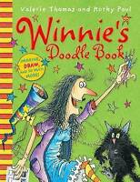 Winnie's Doodle Book, Thomas, Valerie, Very Good Book